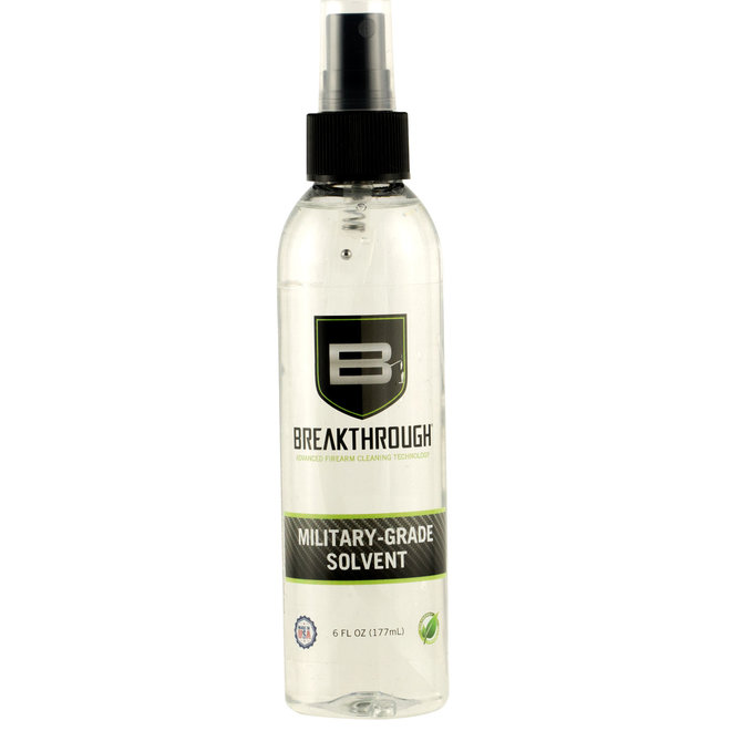 Breakthrough Battle Born MIlitary Solvent 6z Spray Bottle