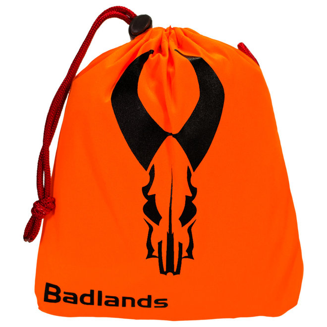 D-Badlands Rain Cover Blaze