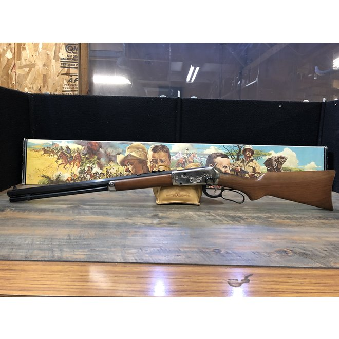 Winchester Commemorative Theodore Roosevelt Model 94 w/ Box 30/30 C-3762