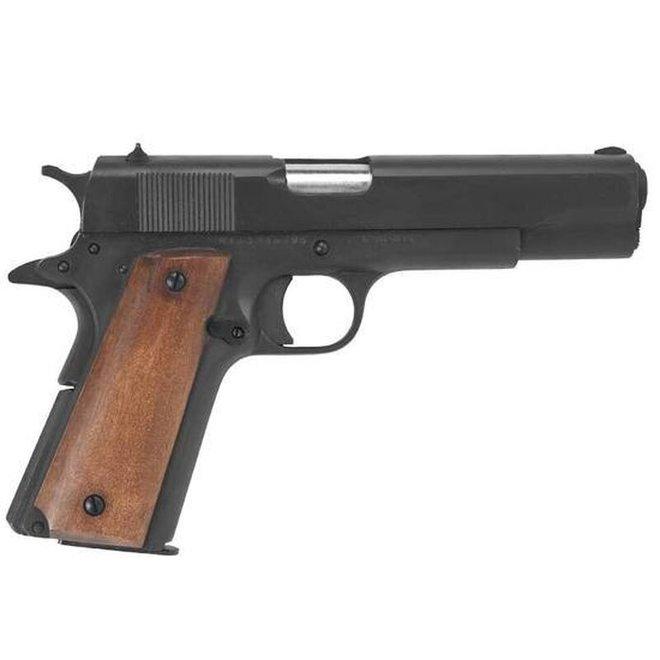 """Armscor 1911 Rock Island Semi-Auto 9mm 5"""" 9rd"""