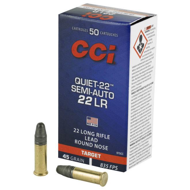 CCI Quiet-22 Ammunition