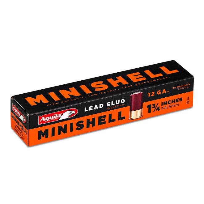 Aguila Minishell Shotgun Ammunition