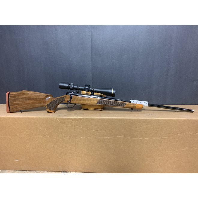 Sako A2 Deluxe Forester 243 Win w/ Leupold VX-3 3.5-10x40 Scope C-3814