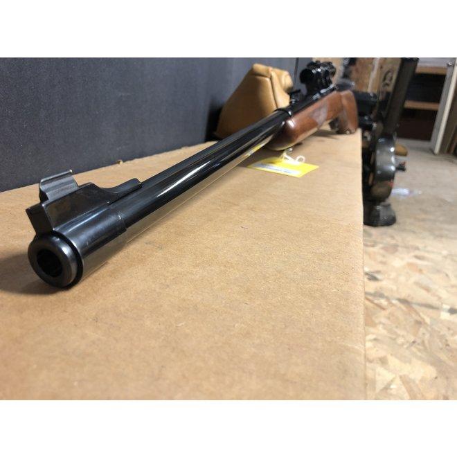Ruger 77 Safari 458 Win Mag w/ Leupold 1-4 Tapered Dot Ret VX II G#3291