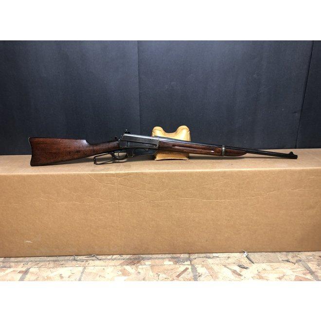 Winchester 1895 30-40 Krag w/ Ammunition C-3819