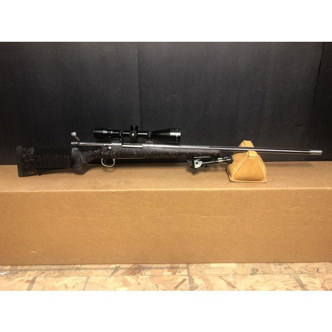 Remington 700 BDL 7mm Rem Mag w/ Bushnell 6500 4.5-30x50 & Accessories C-3834