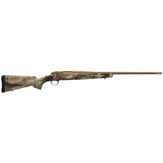 Browning Hell's Canyon Speed w/ Muzzle Brake 300PRC