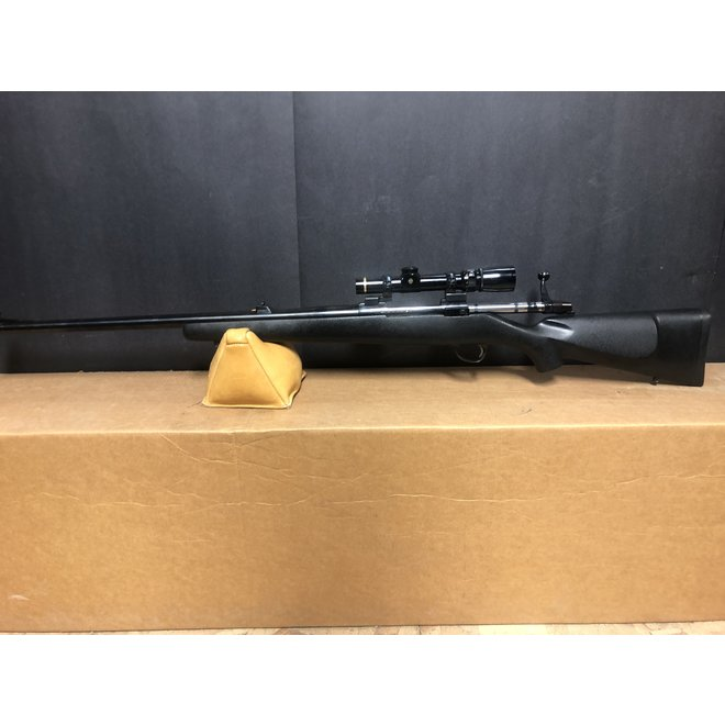 Sako L61R Fiberglass .458 Win Mag w/ Leupold 1.15-5 Scope C-3812