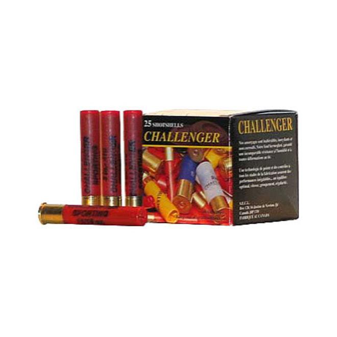 Challenger Shotgun Ammunition