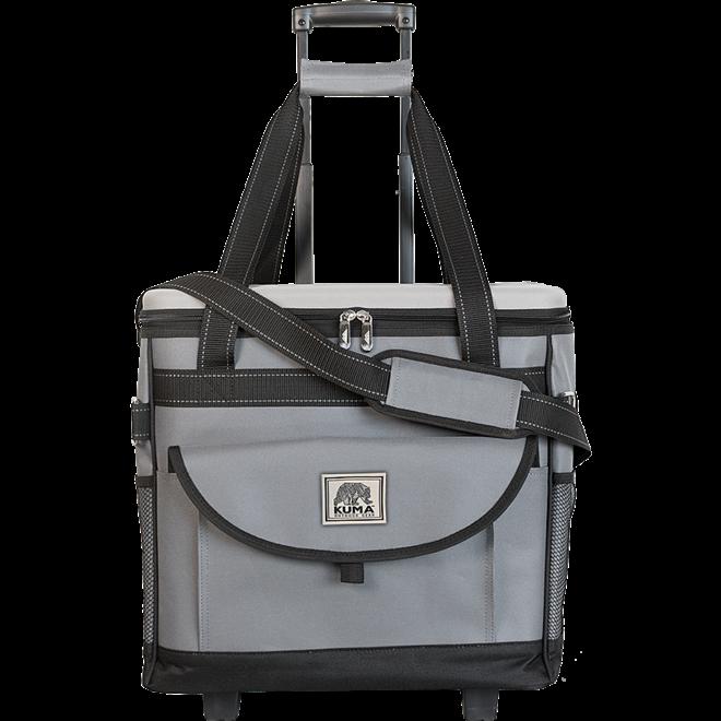 Kuma Icebox Cooler Trolley - Grey