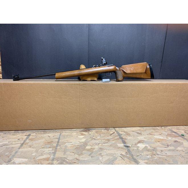 Anschutz Target 22LR w/ Spare Front Apertures C-3867