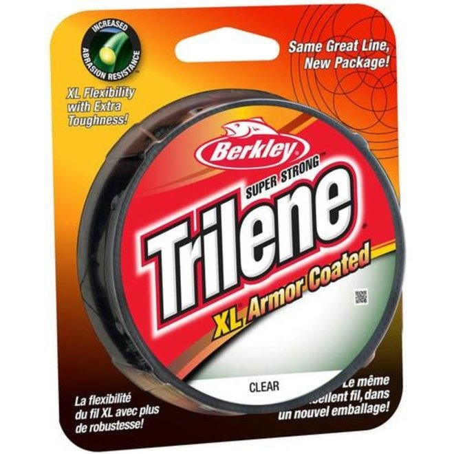 Berkley Trilene XL Armor Coated 14lb Clear