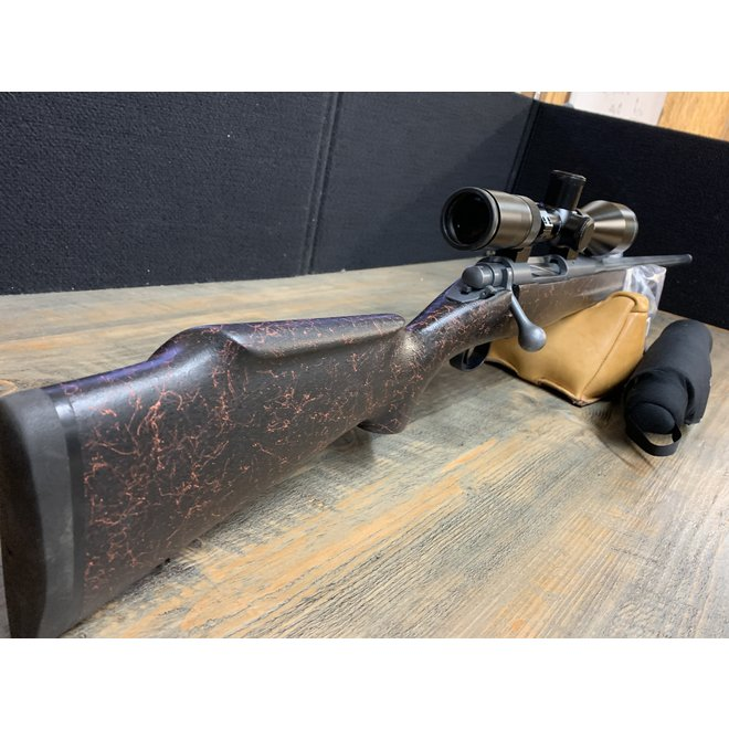 Best of the West/Cooper 6.5x284 Norma w/ Huskemaw, Turret, Spare Mag, and Muzzle Brake G#3529