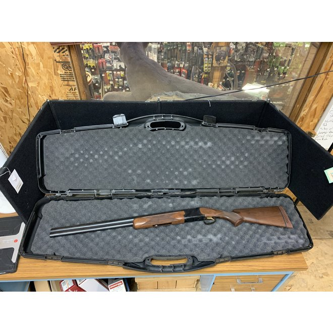 Browning Citori 12ga w/ Case and Ammo C-4072