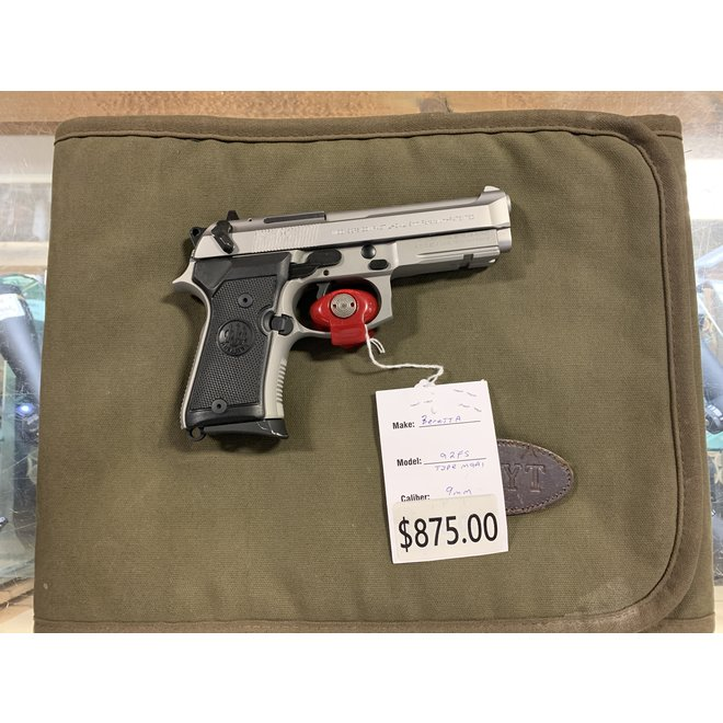 Beretta 92FS Type M9A1 9mm HG#4104