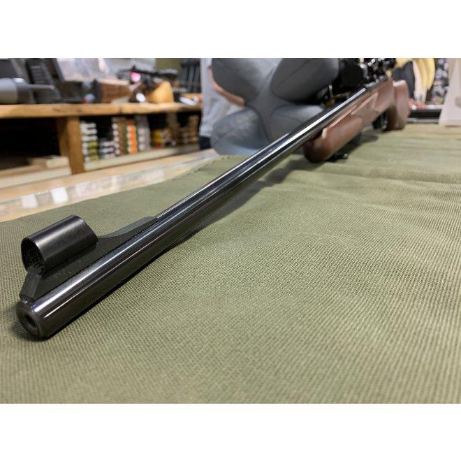 "Anschutz Model 1415 22LR w/ 4X Redfield 3/4"" Tube C-4126"
