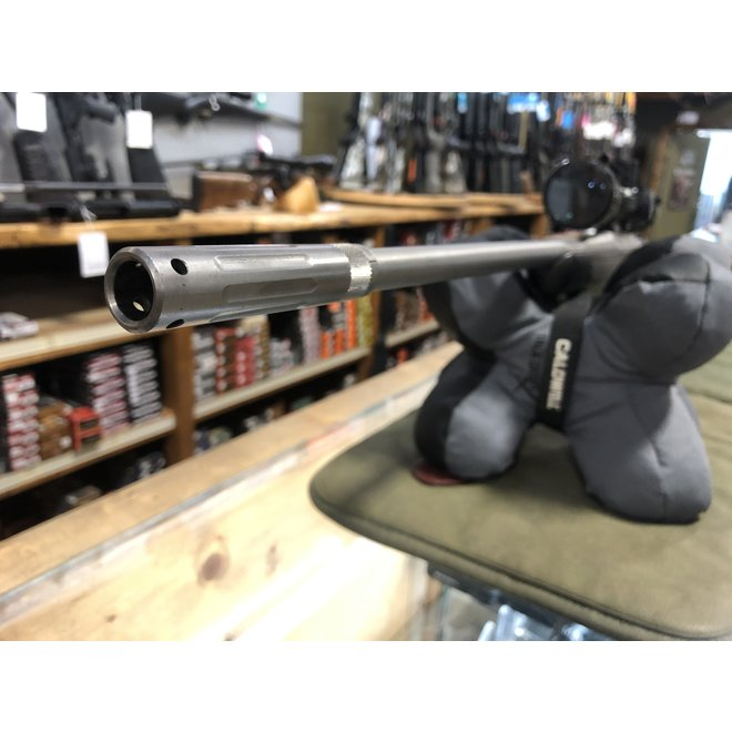 Browning Stainless Stalker 243 WSM SS w/ Huskemaw 3-12 & Accessories C-4145