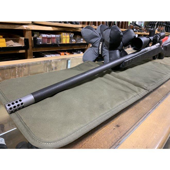 Christensen Ridgeline 7mm Rem Mag Package w/ Custom Turret 5-20 Huskemaw, Ammo