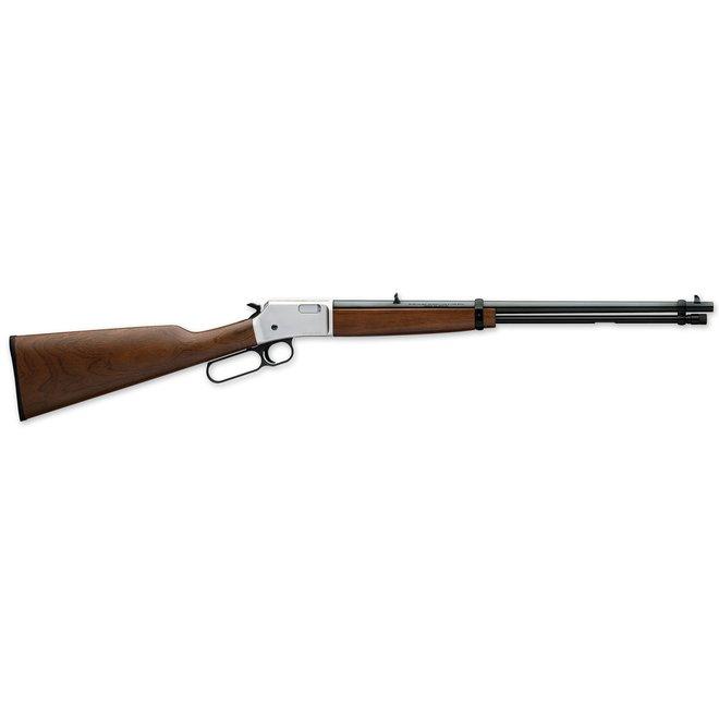 Browning BL-22 FLD Grade 1 22LR Satin Nickel