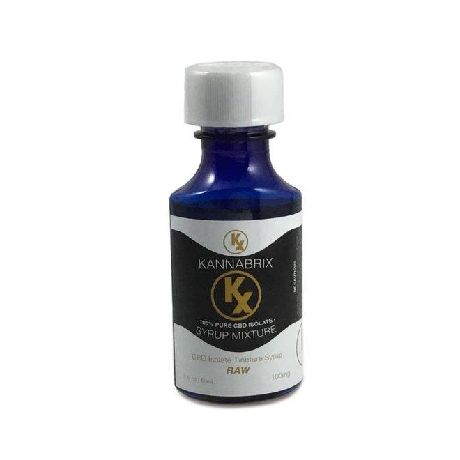 kannabrix Kannabrix raw cbd cocktail syrup