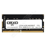 Cryo-PC Cryo-PC 4GB DDR4 2400 SoDIMM Notebook Laptop RAM
