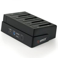 ORICO ORICO 6648SUSJ3 4 Bay Tool Free 2.5 3.5 Inch USB 3.0 eSATA Interface HDD Docking Station