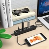 ORICO ORICO H1013-U2 10 Ports Micro USB Hubs 2.0 HUB for MAC Notebook Perfectly with 100CM Data Cable - Black