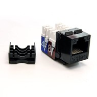 Cat 5E RJ45 110 Type Keystone Jack (Choose color)