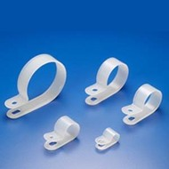 R-Type Cable Clamp 100Pk (Choose Length)