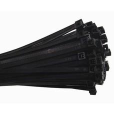 "4"" Nylon Cable ties, 100pk. Black"