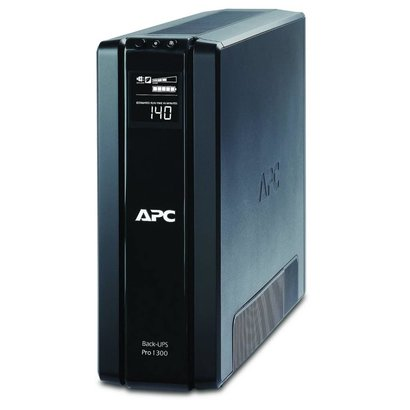 APC APC Back-UPS Pro 1300VA UPS Battery Backup and Surge Protector (BR1300G)