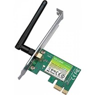 TP-Link TP-LINK TL-WN781ND Wireless N150 PCI Express Adapter, 150Mbps, IEEE 802.1b/g/n, WEP/WPA/WPA2