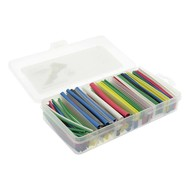 Heat Shrink Tube Kit, Assorted Colors (196pcs)