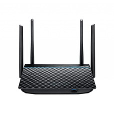 ASUS ASUS Dual-Band 2x2 AC1300 Super-Fast Wifi 4-port Gigabit Router with MU-MIMO and USB 3.0 (RT-ACRH13)