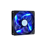 Cooler Master SickleFlow 120 - Sleeve Bearing 120mm Green LED Silent Fan for Computer Cases, CPU Coolers, and Radiators Model R4-L2R-20AG-R2