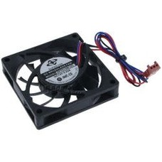 Replacement Chassis Fan 70mm x 15mm 3-pin Ball Bearing DC 12Volt