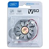 "Deepcool V50 Aluminum VGA Cooler & 1.57"" Fan w/2-Pin Connector for ATI & NVIDIA Video Cards"