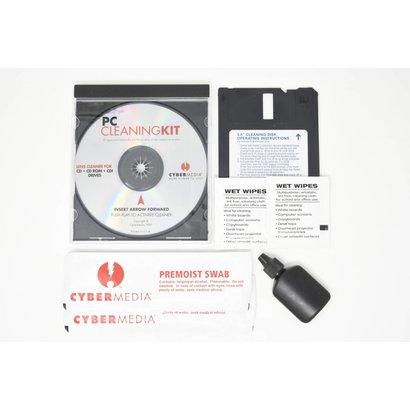 CyberMedia Combo Cleaning Kit