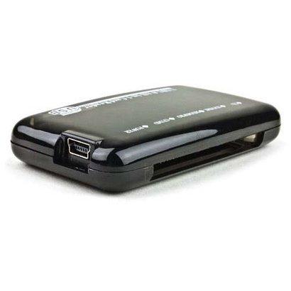 X-MEDIA XM-CR2110 External USB 2.0 6-Slots Card Reader Writer