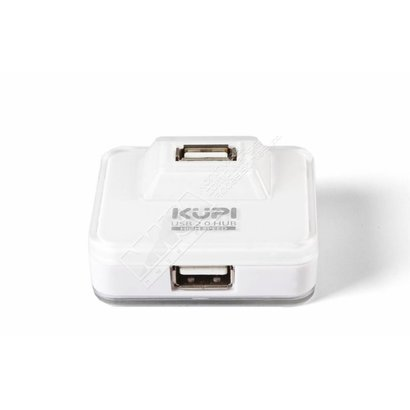 KUPI USB 2.0 - 4 Ports Hub