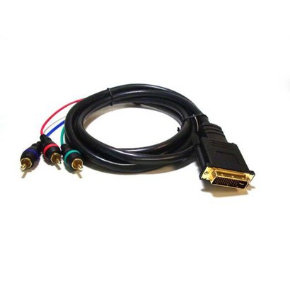 M1A to 3 RCA Component Video Cable (M1A3RCA) (Choose Length)