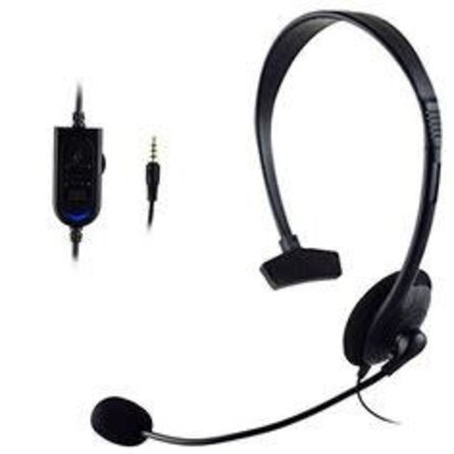 Basic Headphone w/ Mic for PC, PS4, and Newer Xbox One Controllers