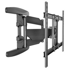 """Heavy-Duty Full Motion TV Wall Mount - Articulating Swivel Bracket Fits Flat Screen Televisions from 42"""" to 70"""" (VESA 400 x 600 Compatible) – Tilt Swing Out Arm"""