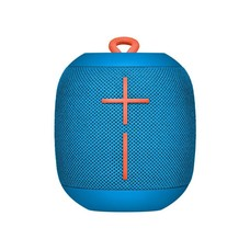 Ultimate Ears Ultimate Ears WONDERBOOM Super Portable Waterproof Bluetooth Speaker, Subzero Blue