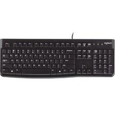 Logitech Logitech - K120 Desktop USB Keyboard