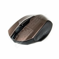 KUPI M810R Blue Trace 2.4Ghz Wireless Mouse (Mocha)