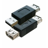 USB Port Protector A (Male) to A (Female) Adapter