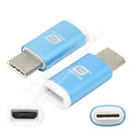 Gigacord Gigacord Micro USB Female to USB 3.1 Type-C Male Adapter (Choose color)