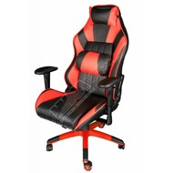 Cryo-PC Black and Red High Back Ergonomic Swivel Gaming Chair
