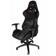 Cryo-PC Black High Back Ergonomic Racing Style Swivel Gaming Chair